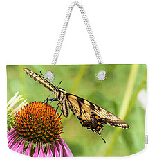 Untitled Butterfly Weekender Tote Bag