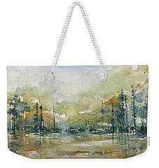 Untitled Cypress Weekender Tote Bag