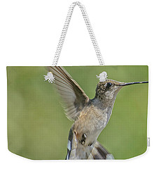 Untitled Hum_bird_four Weekender Tote Bag