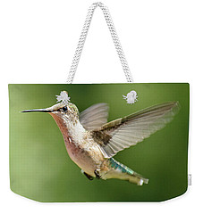 Untitled Hum_bird_two Weekender Tote Bag
