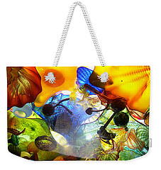 Untitled Weekender Tote Bag by Melinda Dare Benfield