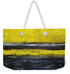 Untitled No. 11 Weekender Tote Bag by Julie Niemela