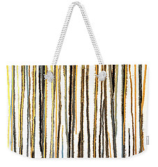 Untitled No. 7 Weekender Tote Bag