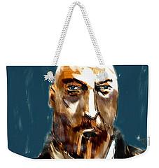 Ivan Weekender Tote Bag by Jim Vance