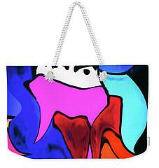 Untitled Work No. 1 Weekender Tote Bag