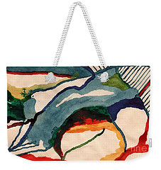 Untitledabstract Weekender Tote Bag