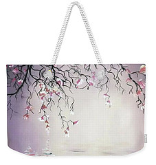 Unusual Reflections Weekender Tote Bag