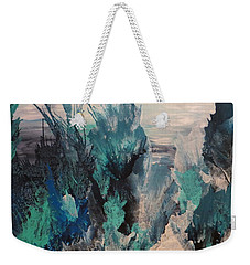 Unveiled Weekender Tote Bag