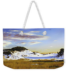 Unwalked Weekender Tote Bag by Rick McKinney