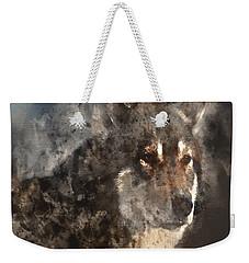 Unwavering Loyalty Weekender Tote Bag by Elaine Ossipov
