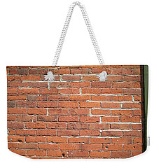 Up Against A Wall Weekender Tote Bag