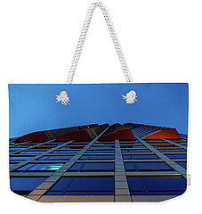 Up Angles Weekender Tote Bag