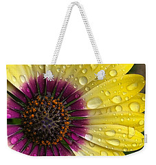 Daisy Up Close  Weekender Tote Bag