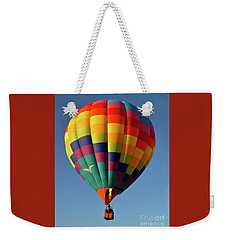 Up Weekender Tote Bag