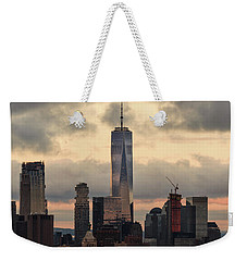 Up High  Weekender Tote Bag by Anthony Fields