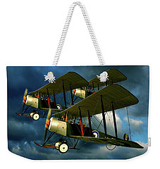 Up In The Air Weekender Tote Bag