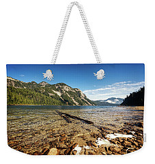 Up In The Mountains Weekender Tote Bag