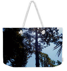 Up In The Sky Trees Weekender Tote Bag