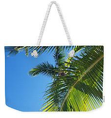 Up-palm Weekender Tote Bag