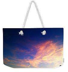 Up-side Of A Sunset I Weekender Tote Bag