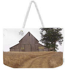 Weekender Tote Bag featuring the photograph Up The Road A Piece by Kandy Hurley