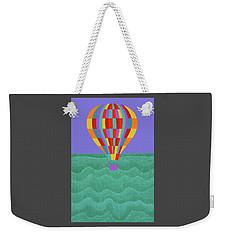 Up Up And Away Weekender Tote Bag