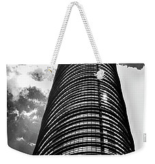 Weekender Tote Bag featuring the photograph Up Up And Up by Joseph Hollingsworth
