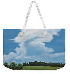 Updraft Weekender Tote Bag by Billinda Brandli DeVillez