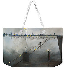 Upon The Boardwalk Weekender Tote Bag