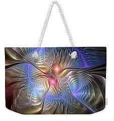 Upon The Wings Of Music Weekender Tote Bag