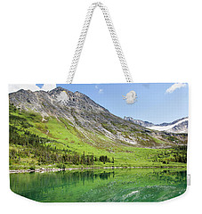 Upper Dewey Lake Weekender Tote Bag