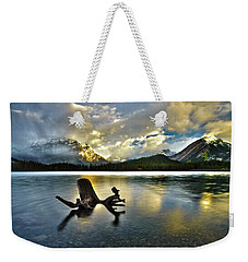 Upper Kananaskis Weekender Tote Bag