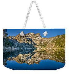 Upper Sardine Lake Panorama Weekender Tote Bag