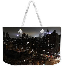 Upper West Side Weekender Tote Bag