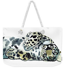 Upside Down Weekender Tote Bag by Mark Adlington