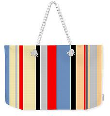 Uptown Weekender Tote Bag