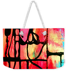 Upward Weekender Tote Bag