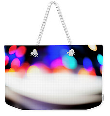 Weekender Tote Bag featuring the photograph Urban Abstract by Eric Christopher Jackson