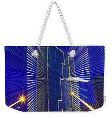 Urban Abstract Weekender Tote Bag