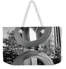 Urban Abstract  Weekender Tote Bag