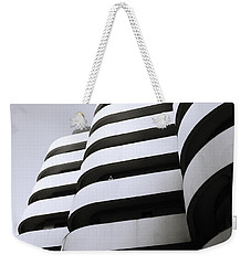 Urban Alienation Weekender Tote Bag