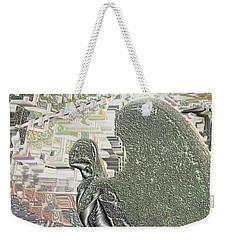 Urban Angel Weekender Tote Bag