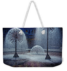 Urban Art Weekender Tote Bag