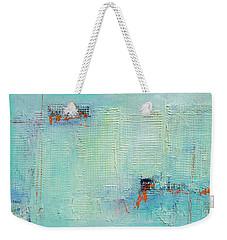 Urban Blues Weekender Tote Bag by Gallery Messina