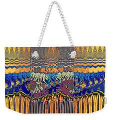 Urban Creep Weekender Tote Bag