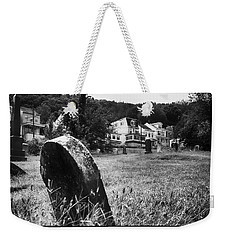 Urban Death Weekender Tote Bag by Hugh Smith