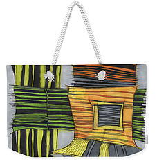 Urban Delight Weekender Tote Bag by Sandra Church