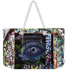 Urban Goddess Weekender Tote Bag