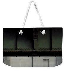 Urban Minimalism Weekender Tote Bag by James Aiken