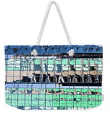 Urban Reflections Weekender Tote Bag